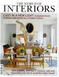 The World Of Interiors Magazine_