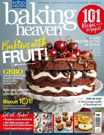 Food Heaven's Baking Heaven Magazine