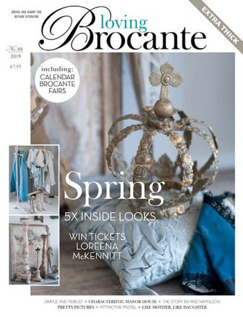 Loving Brocante Magazine