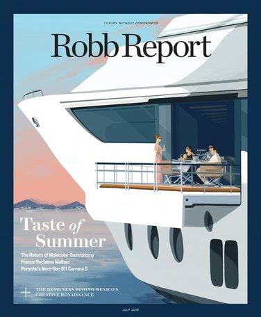 Robb Report (USA) Magazine