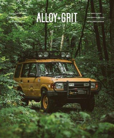 Alloy & Grit Magazine
