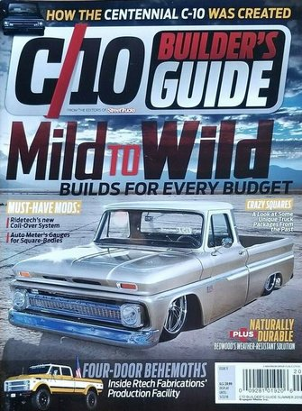 C10 Builders Guide Magazine