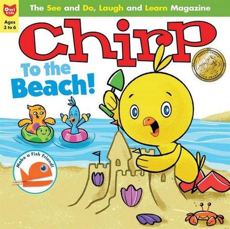 Chirp Magazine