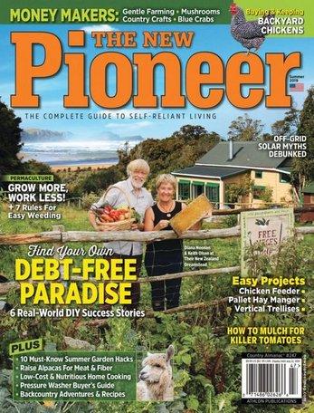 The New Pioneer Magazine