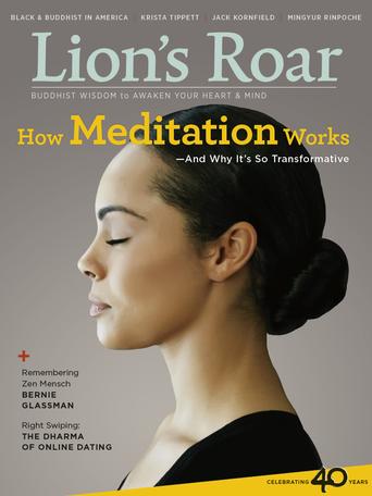 Lions Roar Magazine