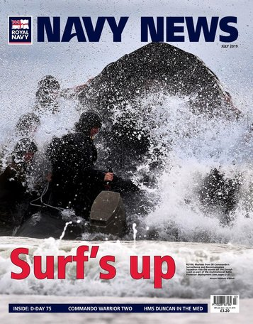 Navy News Magazine