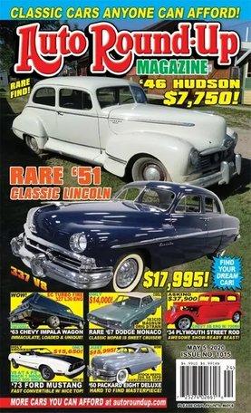 Auto Round Up Magazine