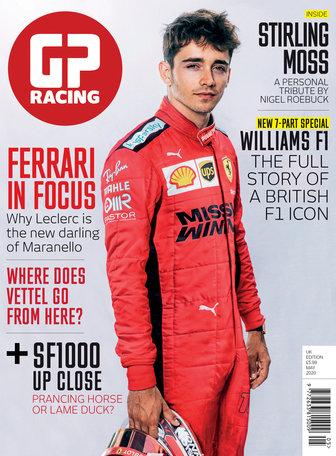 F1 Racing Magazine