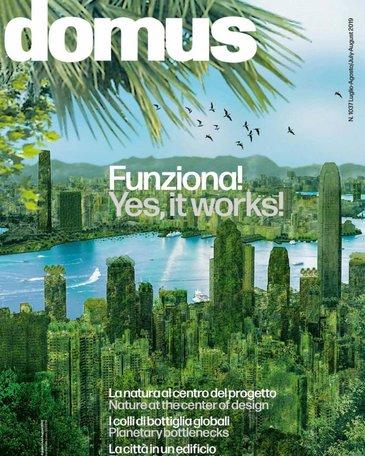 Domus Magazine (English Edition)