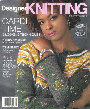 Designer Knitting Magazine