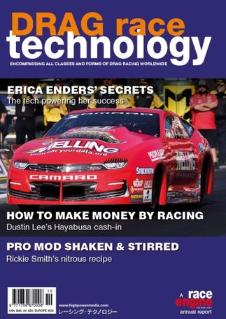 Drag Race Technology Magazine