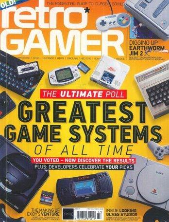 Retro Gamer Magazine