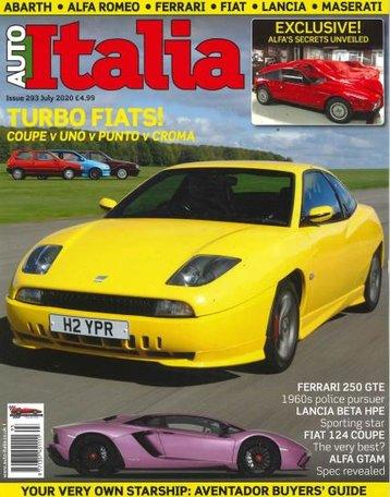 Auto Italia Magazine (English Edition)