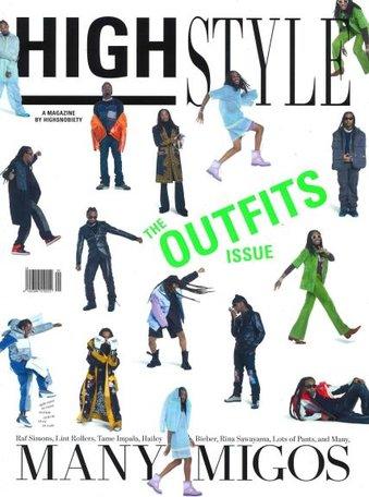 Highsnobiety Magazine (English Edition)
