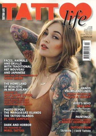 Tattoo Life Magazine