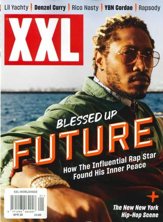 XXL Worldwide Magazine