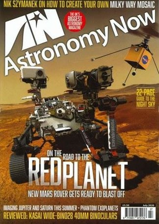 Astronomy Now Magazine