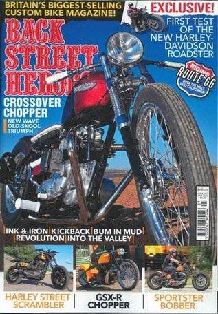 Back Street Heroes Magazine