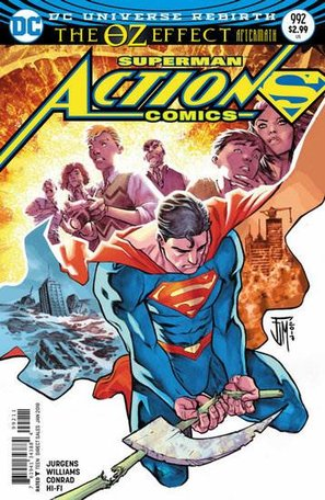 Action Comics (DC Comic)
