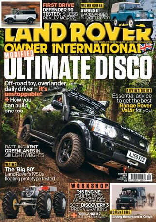 Land Rover Owner Magazine