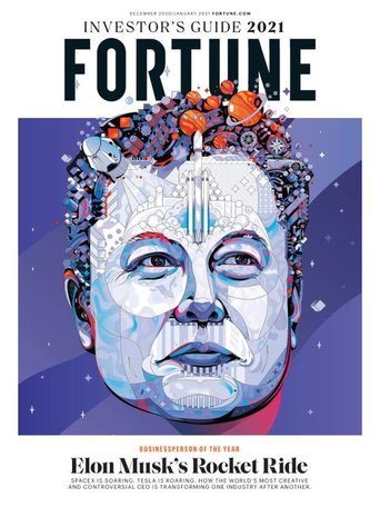 Fortune (European Edition) Magazine