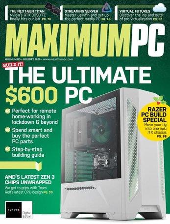 Maximum PC Magazine