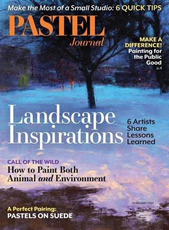 Pastel Journal