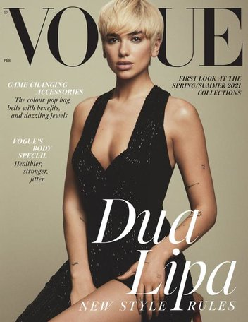 Vogue (UK) Magazine