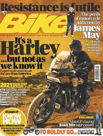 Bike (USA) Magazine