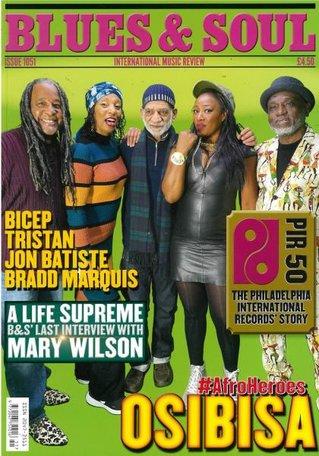Blues and Soul Magazine