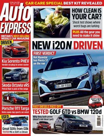 Auto Express Magazine