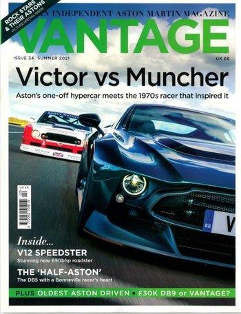 VANTAGE Magazine