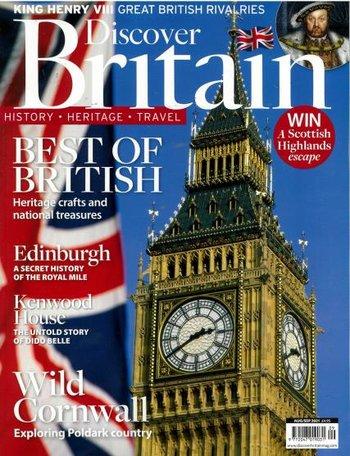 Discover Britain Magazine