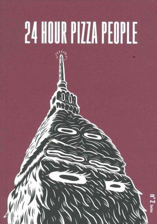 24 Hour Pizza People Magazine