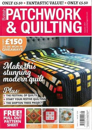 British Patchwork & Quilting Magazine