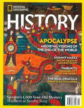National Geographic History Magazine