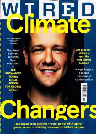 Wired (UK) Magazine