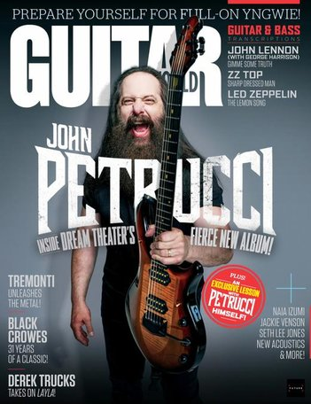 Guitar World Magazine