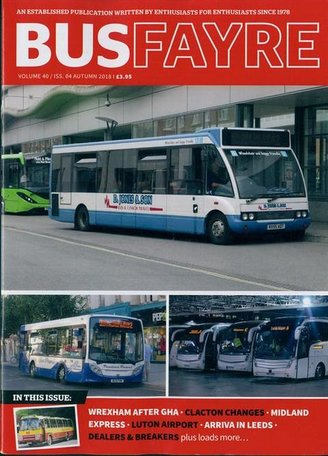 Bus Fayre Magazine