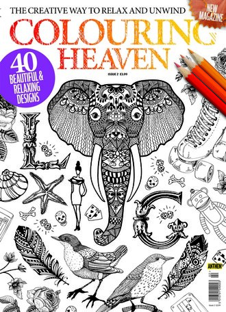 Colouring Heaven Magazine