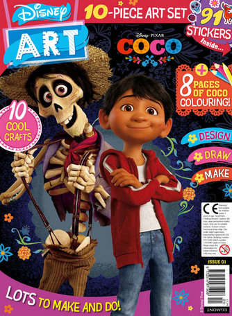 Disney Art Magazine