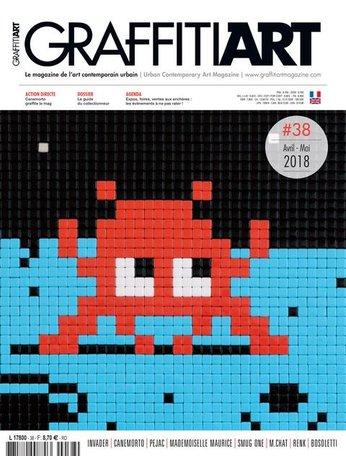 Graffiti Art Magazine (English Edition)