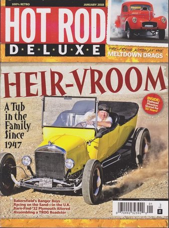 Hot Rod Deluxe Magazine