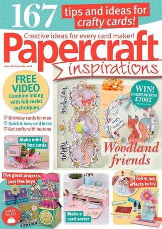 PaperCraft Inspirations Magazine