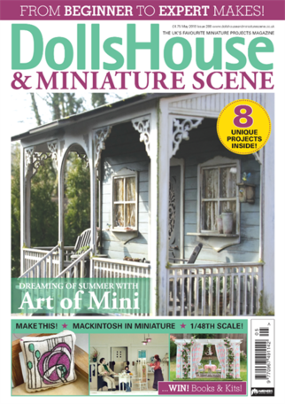 DollsHouse & Miniature Scene Magazine