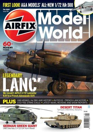 Airfix Model World Magazine
