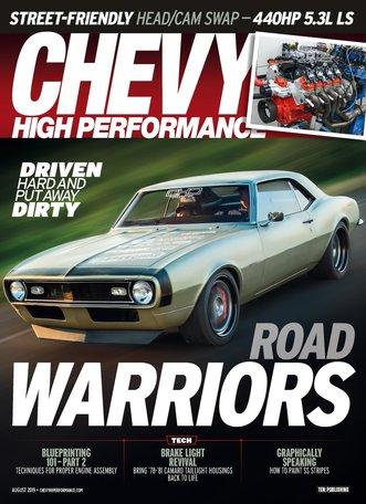 Chevy High Performance Magazine