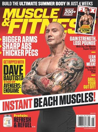 Muscle & Fitness (USA) Magazine