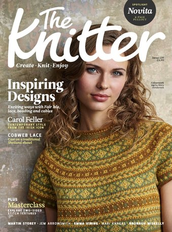 The Knitter Magazine