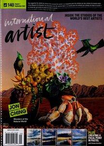 International Artist Magazine